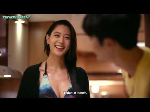 Clara (클라라) cameo Entourage episode 2