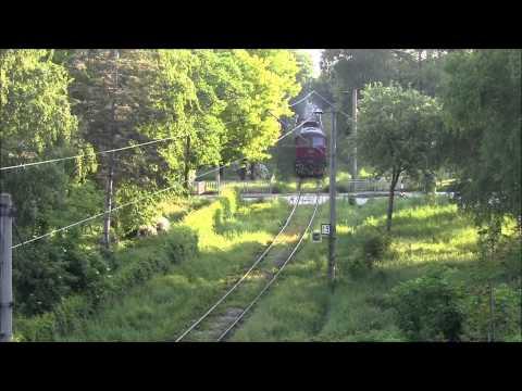 Trains from Bulgaria- RUSE part 1. 2011.maj.