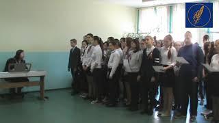 """""""Москва поет песни Победы"""" школа №1504 2018"""