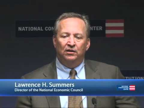Lawrence Summers on America