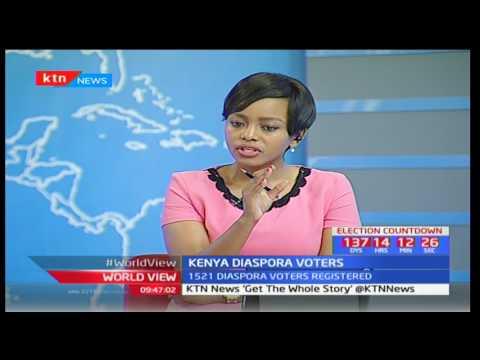 World View - 23rd March 2017 - [Part 2] - Kenya Diaspora Voters