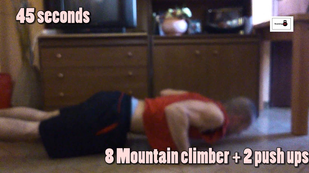 20 Minute At Home Cardio Workout 20 Minute Intense Workout Without Equipment High