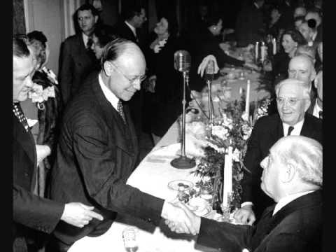 Sen. Robert Taft - Meet the Press, 1952 (3/3)