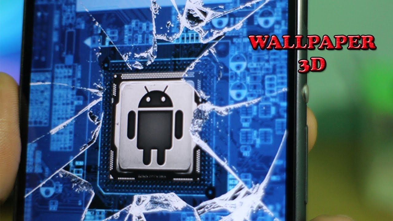 Cara Membuat Wallpaper 3D Android