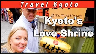 Kyoto Kiyomizu Temple for LOVE and AMAZING VIEWS