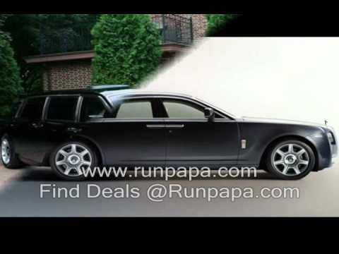 2011 Rolls Royce Ghost Price, Rolls Royce Ghost Cost - YouTube