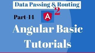 angular 2: data passing during router navigation