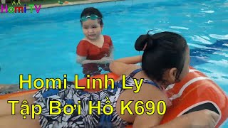 Baby Swimming Swimming Pool - Baby Practicing Swimming Play ❤ Homi ToysReview TV Sóng Surf Board