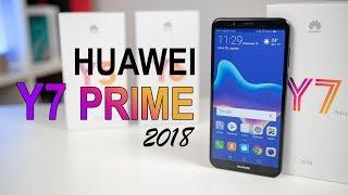 Huawei Y7 Prime 2018 teszt - a mindennapokra