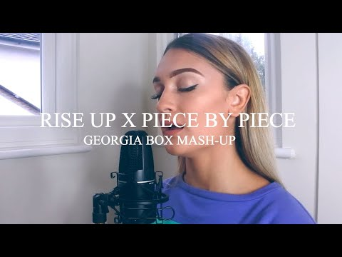 Rise Up X Piece By Piece - Andra Day X Kelly Clarkson - Mashup Cover