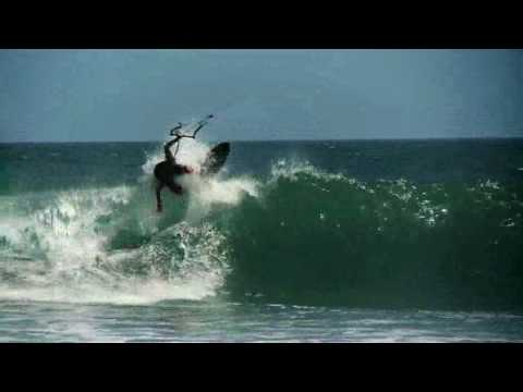 Bali kitesurf training camp - Ben Wilson