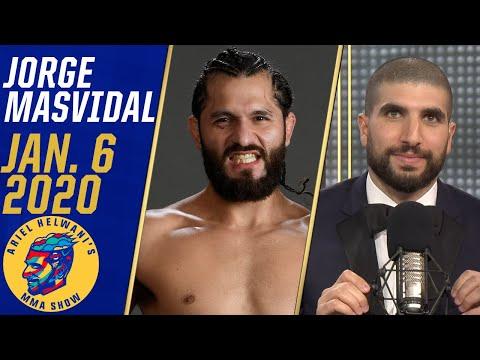 Jorge Masvidal: I'd rather fight Conor McGregor than Kamaru Usman   Ariel Helwani's MMA Show