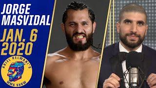 Jorge Masvidal: I'd rather fight Conor McGregor than Kamaru Usman | Ariel Helwani's MMA Show