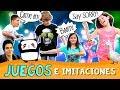 Parodias e IMITACIONES * ¡¡IMITANDO Youtubers, animales y cantantes!!
