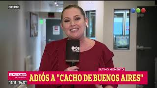 Adiós a Cacho Castaña - El recuerdo de Pilar Smith, el Coco Basile y Alfredo Cahe