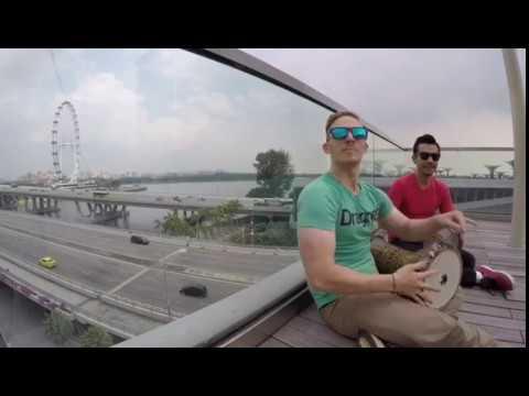 Darbuka Jam in Singapore feat Daood Debu and Bryan Lucas
