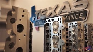 Shop Tour Of Texas Speed By Corvettes And Coffee!
