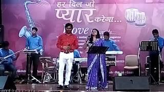 Yunhi tum mujhse baat karti Ho- Jugal kishor and Anuja Sinha