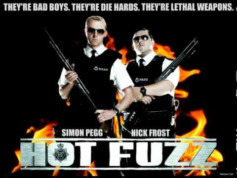 Hot Fuzz Soundtrack - Angel Returns to Sandford