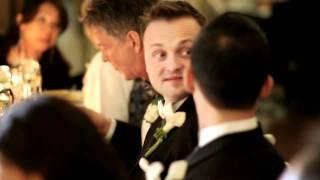 The Wedding of Eng Kian and Marius at Prospect Park's Audubon Center, October 2010