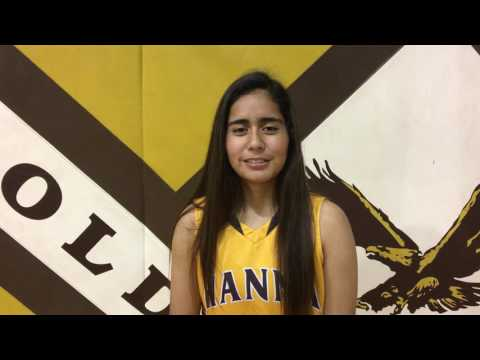 Mia Paz, All-Metro Offensive POY