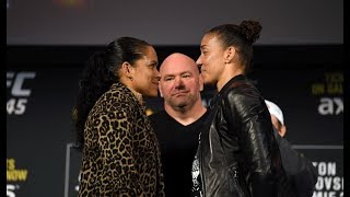 UFC 245: Nunes vs de Randamie - Preview