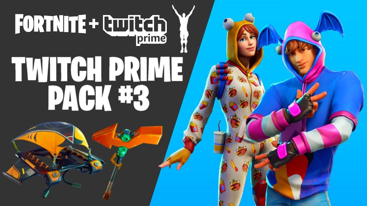 HOW TO GET TWITCH PRIME SKINS FOR FREE IN FORTNITE! [Twitch Prime