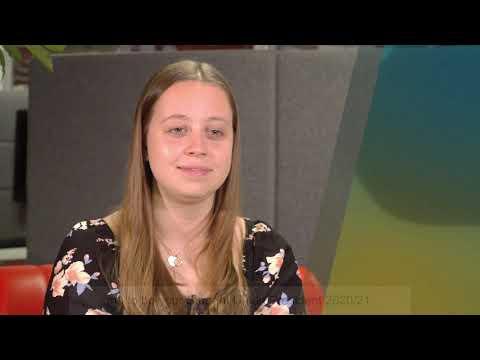 Play video: Surrey Showcase 2021 | USSU President, Lizzie Rodulson | University of Surrey