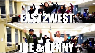 EXPECTATION VS REALITY | KPOP DANCE EDITION With EAST2WEST and KeNNyBoy SLaY