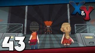 Pokémon X and Y - Episode 43 | Team Flare Secret HQ!