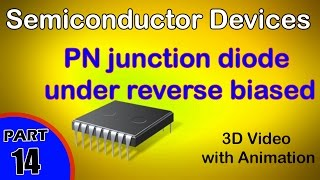 PN Junction Diode Under Reverse Biased | Semiconductor Device |class 12 physics notes|CBSE|IITJEE