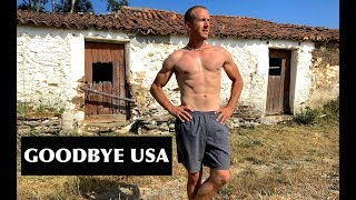 I QUIT AMERICA | Where I Live Now Will Surprise You | Portugal, part 2
