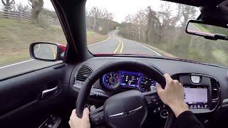 2015 Chrysler 300S - WR TV POV Test Drive