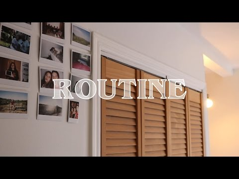 ROUTINE - A SHORT FILM BY MARK SORACE