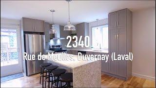 2340, Rue De Meulles, Duvernay (Laval) [VENDU] thumbnail