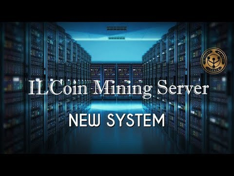 ILCoin Mining Server | World Largest Cryptocurrency Mining Server