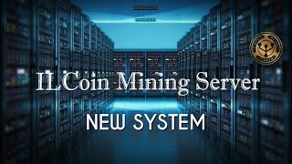 ILCoin Mining Server | World Largest Cryptocurrency Mining Server