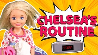 Barbie - Chelsea's Morning Routine