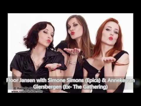 Floor Jansen With Musicians Friends