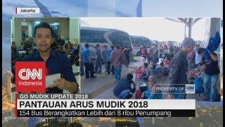 Download Video H-3 Lebaran, Pemudik di Terminal Pulogebang Meningkat ; Go Mudik 2018 MP3 3GP MP4