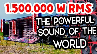 Download The powerful sound of the world -Truck shakes shakes -1.500.000 w rms