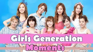 Girls Generation Funny Cute and Sexy moments SNSD Compilation