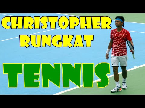 Duet Kaltim Melenggang ke Final Turnamen Tenis Piala Rektor UNP & Dirut Bank Nagari 2021