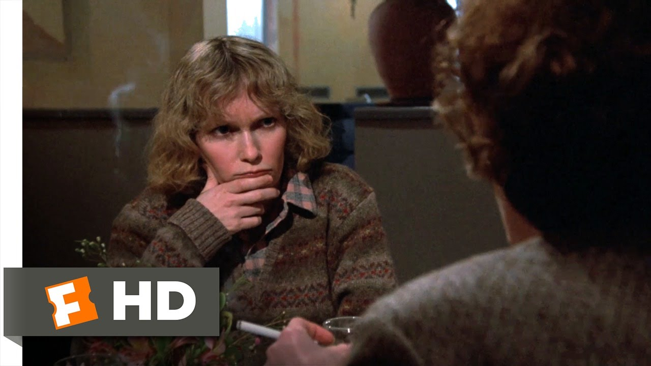Hannah and Her Sisters (9/11) Movie CLIP - A Contentious Lunch (1986) HD