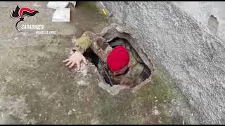 Locri: Scoperto bunker in pieno centro abitato