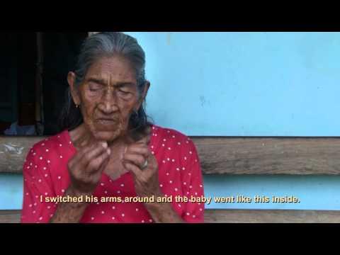Las que en Vida Fueran / They Were Midwives