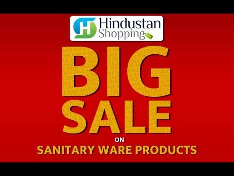 Big Sale On Sanitary Ware Products 2015 Hindustan