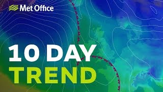 10 Day trend – The cold weather is here but will we see any snow? 16/01/19 thumbnail