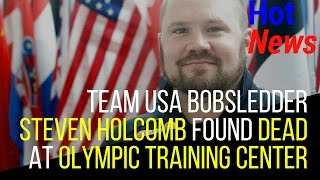 steven holcomb cause of death| steven holcomb obituary