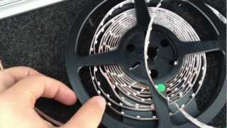 How to wire LED lights in a car to pulse to music